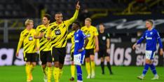 Borussia Dortmund komt na rust los en wint derby met 3-0