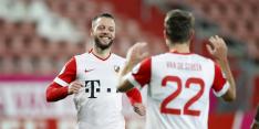 FC Utrecht brengt ongeslagen status FC Twente een halt toe