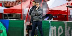 Winnende Van den Brom zag 'minste wedstrijd van laatste weken'