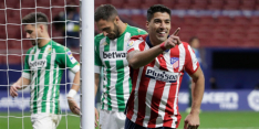 Atlético blijft enige club zonder nederlaag na zege op Real Betis