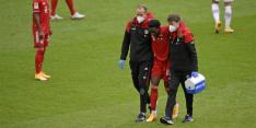 Domper voor Bayern: Davies weken afwezig door enkelblessure