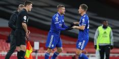Arsenal verliest weer topduel: Leicester City ook te sterk