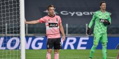 Pirlo lijdt opnieuw puntverlies met matig Juventus: 1-1