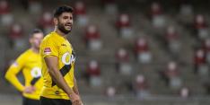 Gehavend NAC Breda krijgt enorm pak slaag van Go Ahead Eagles