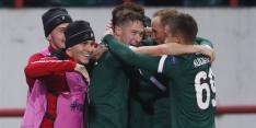 Kimmich redt Bayern in Moskou, Inter verspeelt punten