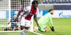 """Traoré blij met optreden: """"Ik wil mijn kans grijpen bij Ajax"""""""
