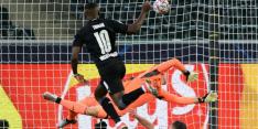 Real Madrid redt in extremis punt tegen Gladbach