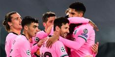 Barcelona wint bij Juventus na 'buitenspel-hattrick' Morata