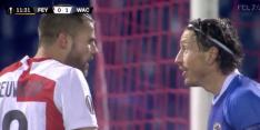 Video: goedkope tweede pingel brengt Feyenoord in problemen