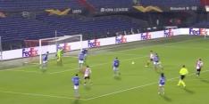 Video: Berghuis maakt aansluitingstreffer Feyenoord