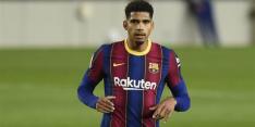 Krapte voor Koeman achterin door blessure Araújo, Lukaku 'out'