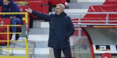 """Mourinho voerde vier wissels door in de rust: """"Had er elf gewild"""""""