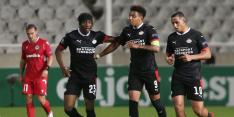 Gisteren gemist: zeges PSV en AZ, horroravond Feyenoord