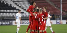 AZ blijft Europees wél winnen: met ruime cijfers langs Rijeka