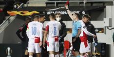 Tiental Leverkusen lijdt in Praag eerste nederlaag van het seizoen