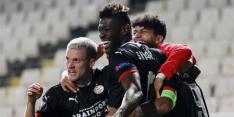 Nederland doet uitstekende zaken op coëfficiëntenlijst van UEFA