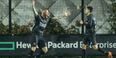 Almere City weer even koploper na ruime zege bij Jong Ajax