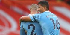 Walker leidt Manchester City naar minieme zege