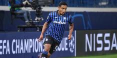 Atalanta dankt Muriel vier dagen na remise tegen Ajax