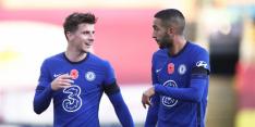 Ziyech verovert harten Chelsea-fans met goal en assist
