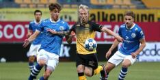 Ook Roda JC en FC Den Bosch komen niet te scoren