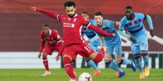 Invallers behoeden Liverpool voor misstap tegen West Ham