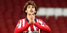 Felix ondanks gemiste strafschop goudhaantje bij Atlético