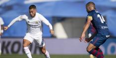 Madrilenen Hazard en Casemiro testen positief op corona