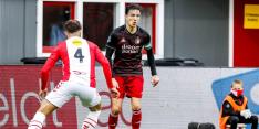 Bijlow en Berghuis terug bij Feyenoord, Haps linksbuiten