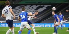 Tottenham via winnende goal Bale naar tweede plaats