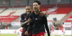 'Feyenoord verhuurt Bannis, Silva en Johnsen aan FC Dordrecht'