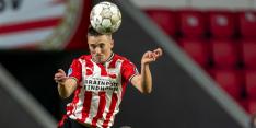 Enkeloperatie betekent einde seizoen PSV-speler Thomas
