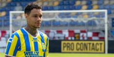 """RKC doet rustig aan met Van der Wiel: """"Geen prioriteit"""""""