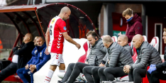 Rood tegen Feyenoord kost FC Emmen-captain Jansen één duel