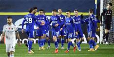 Leicester City klimt na zege op Leeds naar tweede plek