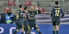 UEFA straft Ajax niet voor overtreden coronaprotocol