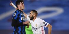 Real Madrid boekt cruciale zege op Internazionale