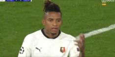 Video: Ongeloof bij Stade Rennes na dubieuze strafschop tegen