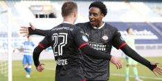 Dumfries en Rosario op tijd fit, PSV met verwachte basiself