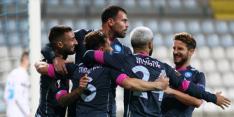 Napoli verslaat Rijeka, Granada loopt weg bij PSV