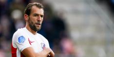'Uithangbord' Janssen gaat langer door bij FC Utrecht