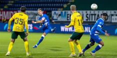 KNVB maakt bekerschema voor december bekend