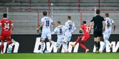 Primeur Becker in Bundesliga, St. Juste schlemiel bij Mainz
