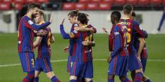 FC Barcelona meldt principe-akkoord over inleveren van de lonen