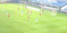 Video: Eiting maakt eerste doelpunt voor Huddersfield Town