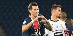 Officieel: Di María jaar langer bij Paris Saint-Germain