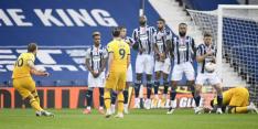 Tottenham wint laat en komt aan kop in Premier League