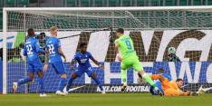 Doelpunt en gemiste penalty Weghorst bij zege VfL Wolfsburg