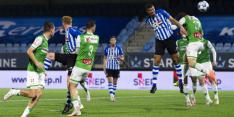 Situatie Dordrecht wordt erger door 5-1 verlies bij Eindhoven