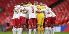 Corona-uitbraak bij Denemarken: negen spelers in quarantaine